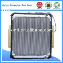 Dongfeng 1301F33A-010 aluminum tank radiator