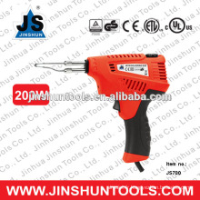 JS multi-funtional pistolet à souder avec fonction de réglage de la température 200W JS700