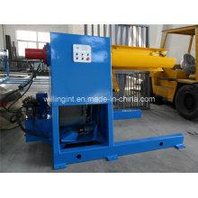 Enrouleur hydraulique de 5 tonnes avec la voiture de bobine