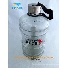 Botella de agua deportiva 70 oz con manija