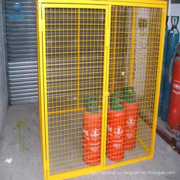 1,8 х 1,8 х 1,8 газ каркас безопасности клетка хранения газа флягодержатель