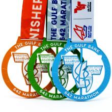 Billiards Brass Copper Gold Die California Camel Charity Cuban Custom Anniversary Spinning Sport Medal