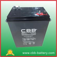 Atacado China Cbb Battery 6V310ah Deep Cycle Gel Battery