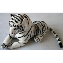 Real Life Tiger Plush Animal Stufffed Toy