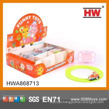 Brinquedos de crianças engraçadas com Railway Wind Up Toy