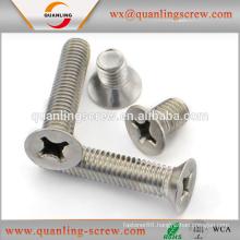 Wholesale china factory custom machine screw
