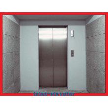 Bouble Eingang Ladung Aufzug Aufzug mit Eisen-Blatt-Standard-Controller-Box