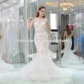 2017 robes de bal plissées sexy Suzhou robe de mariée