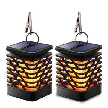Luz de suspensão solar portátil