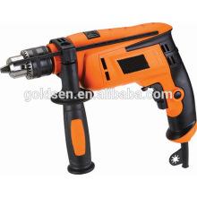 GOLDENTOOL 13 milímetros 810w poder Handheld de madeira em aço concreto Coring impacto Drill Machine portátil elétrica broca manual GW8274