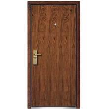 Latest Modern Steel Wooden Armored Door