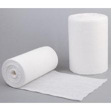 Medizinische 100% Baumwolle saugfähige Gaze Roll