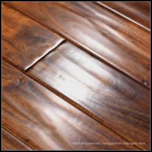 Handscraped Acacia Solid Hardwood Flooring