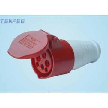 16A/32a 3P + E IP44 Industriesteckverbinder