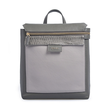 MARC JACOBS Pack Shot Dryden Flap Sac à dos en cuir