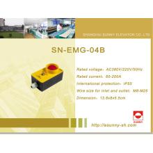 Caixa de manutenção de poço de elevador (SN-EMG-04B)