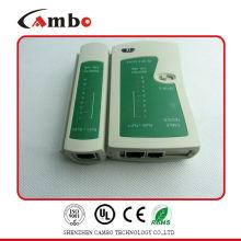 Wholesaler China Competive Price RJ11 RJ12 RJ45 network cable tester