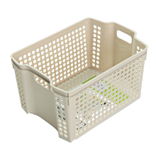9508 PP plastic Overlay storage baskets