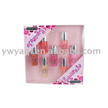 Ensemble-gloss lèvres promotion T105