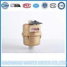 Tipo de pistão volumétrico Classe C Medidor de água