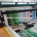 Bandeira do aniversário 340g eco solvente pvc flex banner fábrica para fazer compras