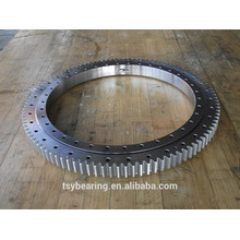 Slewing bearing for ship crane