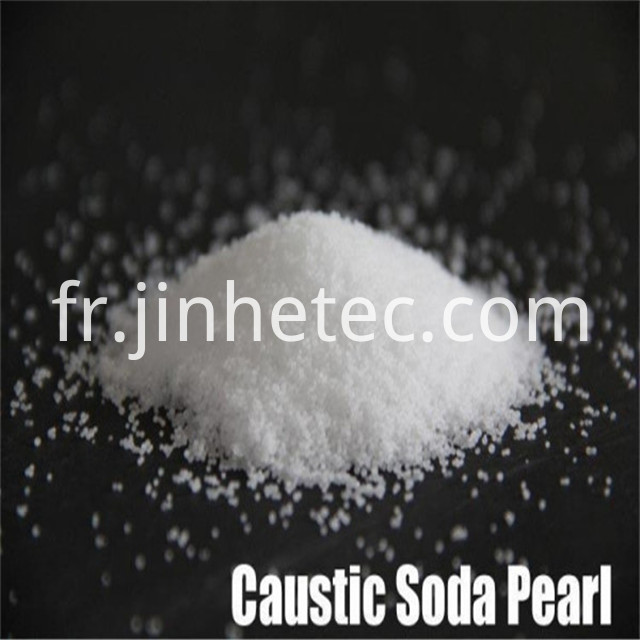 Caustic Soda Pearls 99