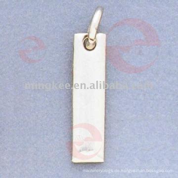 Rechteckiger Zipper Puller / Slider (G10-217AS)