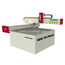 Máquina de corte por chorro de agua CNC de 5 ejes
