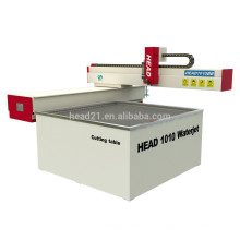 Máquina de corte a jato de água CNC de 5 eixos