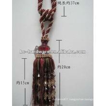 fashion knot curtain tassel