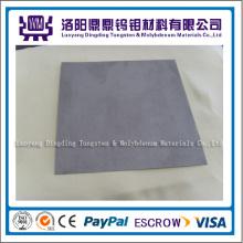 Hoja de tungsteno de alta calidad recocida pura del 99.95% con buen precio