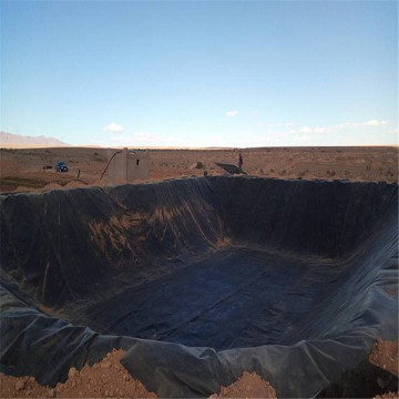 ASTM liso 0.75mm HDPEgeomembrane