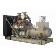 600KW Soundproof Diesel Generator Set Factory Direct China