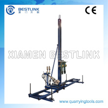 Pneumatic Mobile Rock Drill for Horizontal Drilling Bl-28
