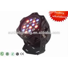 Best price dmx rgb led par light flood light color change flood par lighting
