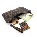Femmes Dames Exotic Clutch Pouch Wristlet Purse Bag