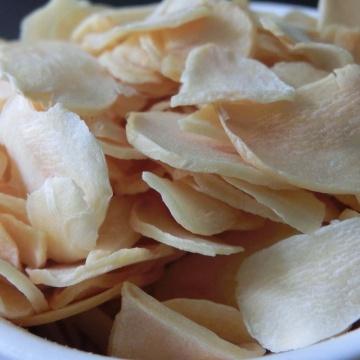 Dehydrated vegetables organic garlic flakes