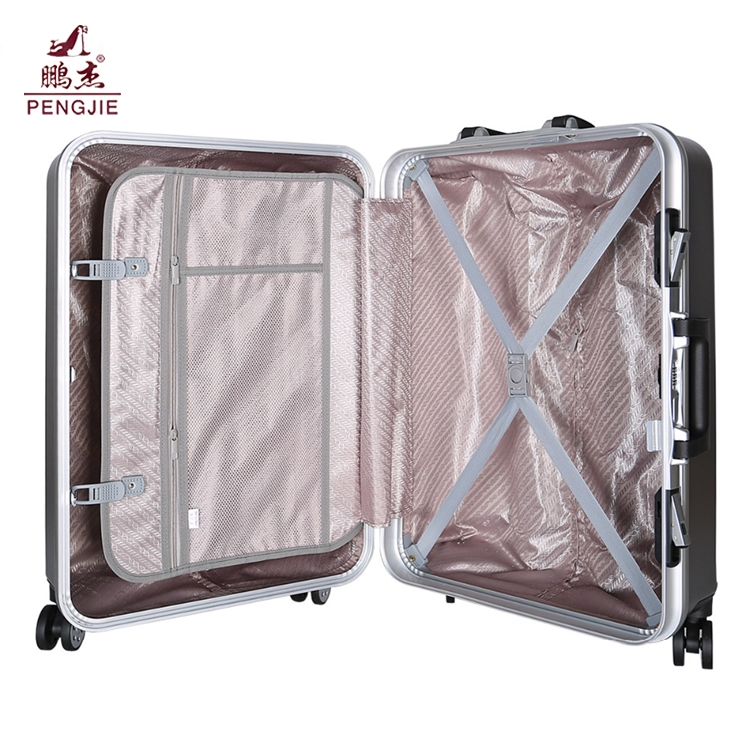 Abs spinner travelling trolley luggage 7