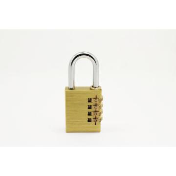 Combination padlock with 4 digit