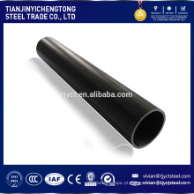 Tubo de aço redondo soldado laminado a alta temperatura quente profissional da venda