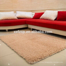 fashion washable polyester tufted rug area rugs