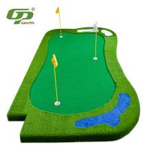 Mini Golf Court Artificial Grass Putting Green Mat