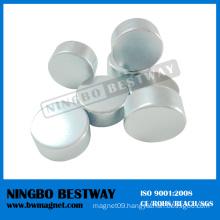 N45 W20mmxl20mmxt2mm NdFeB Magnets Block