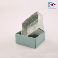 Фабрики сразу прочный жесткий бумага картон бумажная коробка для упаковки мыла ручной работы