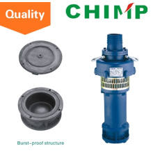 3kw/4HP 380V/50Hz Anti-Explosion Oil-Immersed Submersible Pump (QY65-10-3)