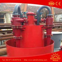 Separador de hidrociclone separador de areia de hidrociclone