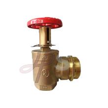 Высокое качество латунь фланец пожарного гидранта посадки клапана