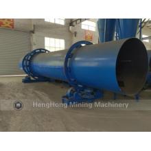 Machine rotatoire de dessiccateur de tambour d'écoulement d'air chaud