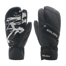 Erwachsener Touch Screen bequeme warme Ski-Handschuhe für Frau